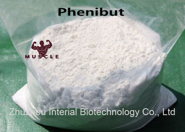 China Nootropic Drug Powder Phenibut for Antidepressant CAS: 1078-21-3 with Safe Delivery distributeur