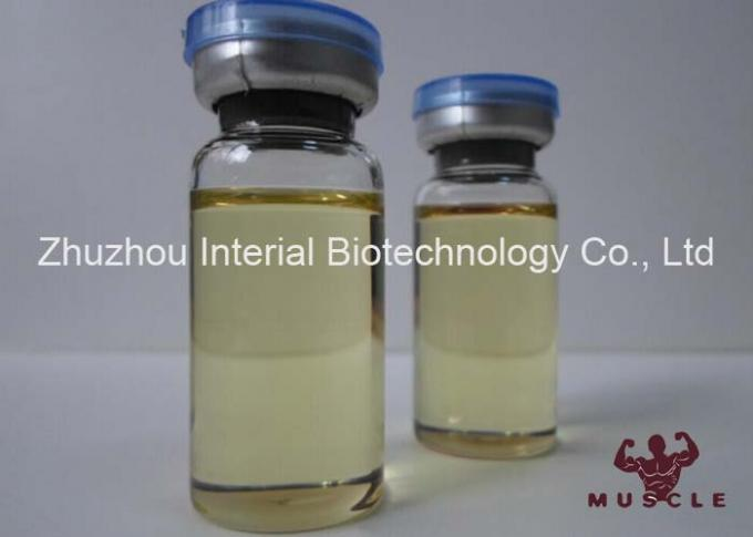 Bodybuilding-Umtriebs-Steroide Drostanolone Enanthate 100mg/ml CAS 472-61-145